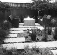 Creating amazing spaces with paving.